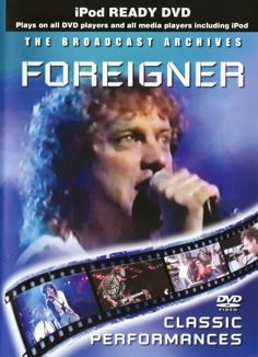 Broadcast Archives - Foreigner - DVD Zone 2 - PriceMinister