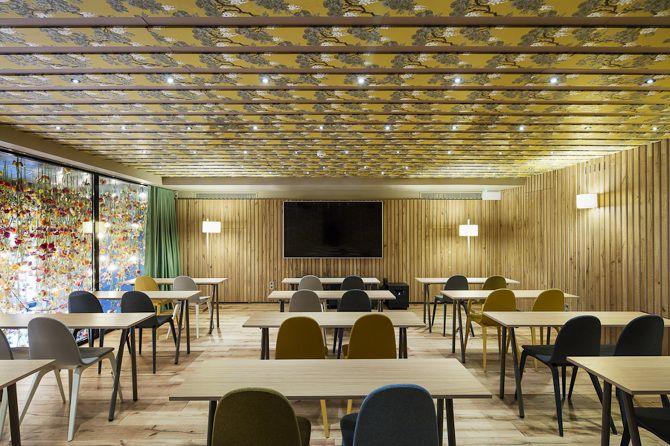 BELLAVISTA del Jardín del Norte - El Equipo Creativo - Estudio de Interiorismo Barcelona