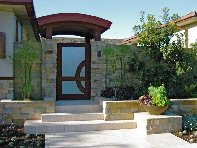 17 best images about front yard on pinterest home for Modern front gate design