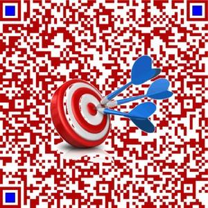 Designer QR-Code mit auf Smartphones optimierter Landingpage