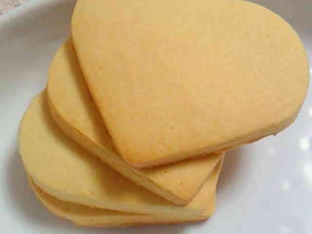 強力粉とコーンスターチで☆超絶品クッキーの画像