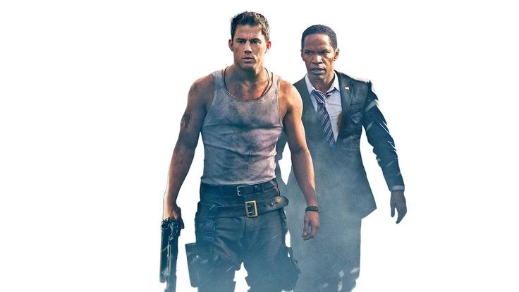 White House Down (2013) - Full Movie Online   TVMuse Online Movies, TV ...