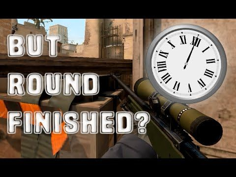 Last second ACE? - CS GO Moment