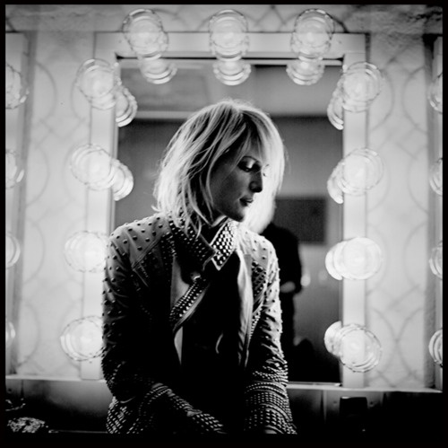 Emily Haines of Metric - 1) She is everything 2) Want that jacket so hard 3) She is everything