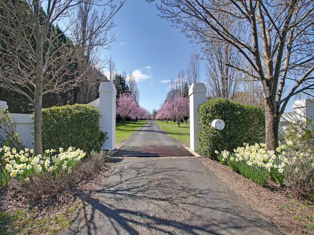 Main entrance of property: Magnificent