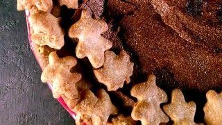 Fall Chocolate Chess Pie Recipe | The Chew - ABC.com