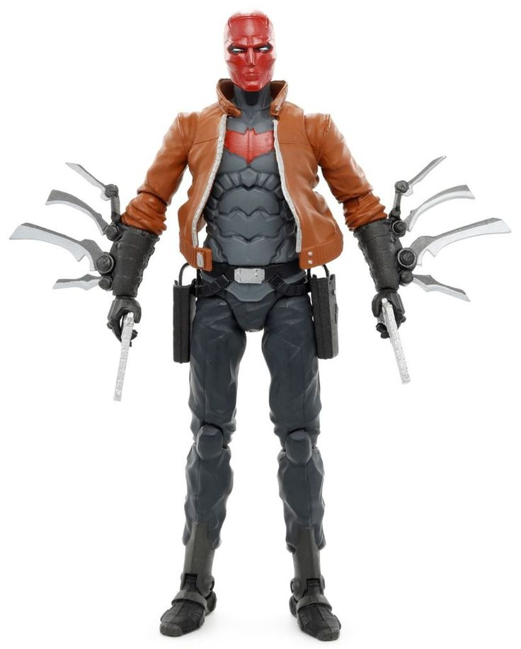 "DC Collectibles The New 52 Red Hood and the Outlaws RED HOOD 6.5"" Action Figure #DCCollectibles"