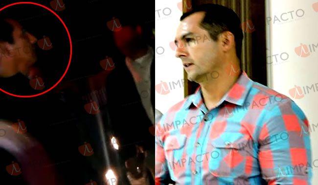 Exhiben en vídeo a regidor de Camargo en estado de ebriedad: Agredió verbal y físicamente a agentes de vialidad | El Puntero