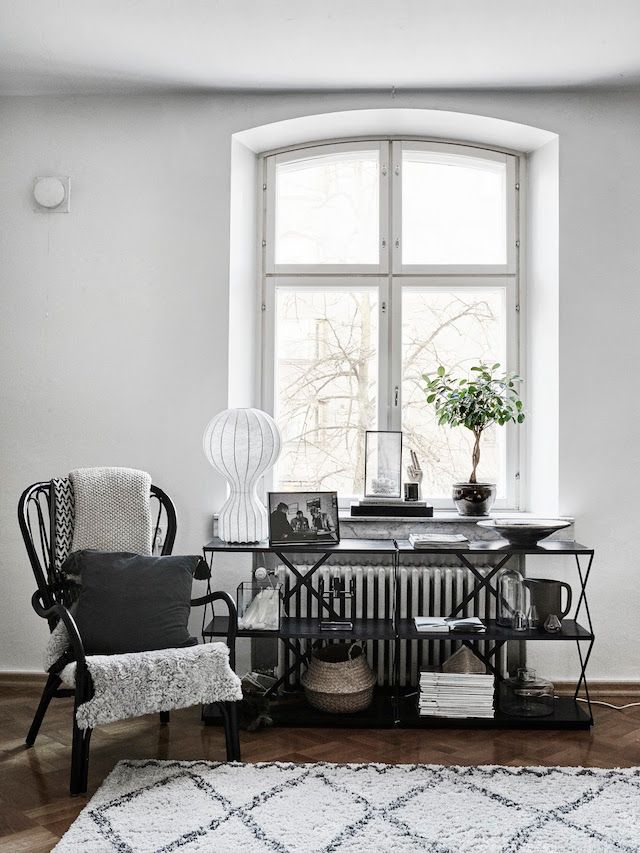 2189 best Black & White Interiors images on Pinterest | Homes ...