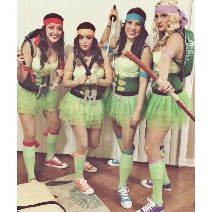 35 best ninja turtles costumes images on pinterest adult costumes diy ninja turtle costumes solutioingenieria Images