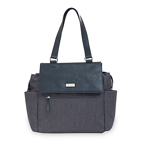 carter's® Modern Tote Diaper Bag in Grey $44.99
