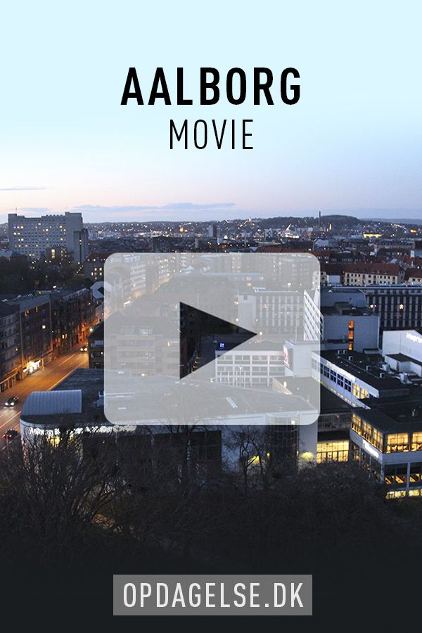 A short movie from our stay in Aalborg --- The post is in danish. Choose your own language in the bottom of the right sidebar