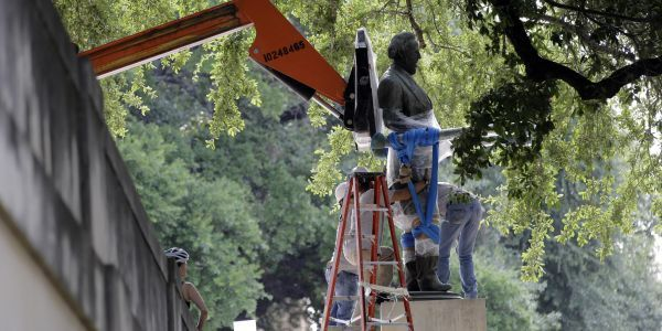 Why Removing the Jefferson Davis Statue Is a Big Mistake 1