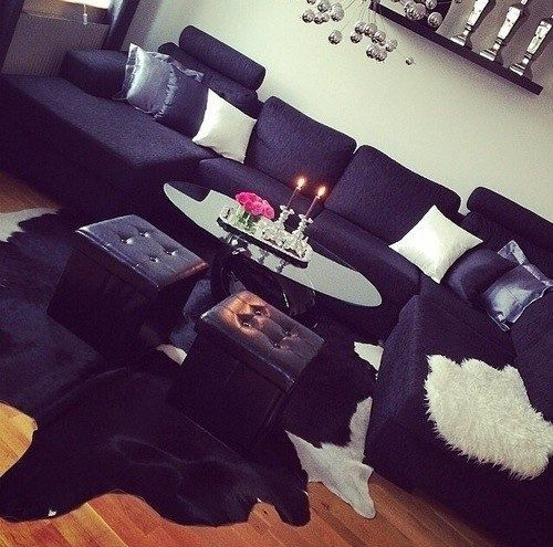 Black And Gold Bedroom Designs Bedroom Ideas Comfy Black Bedroom Furniture Tumblr Kids Bedroom Accessories: 1000+ Ideas About Black Living Rooms On Pinterest