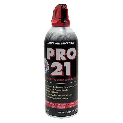 Garage Door Pro 21 Spray Grease Lubricant - 9 OZ | Country Wide Supply - Commercial Wholesale Supply Business
