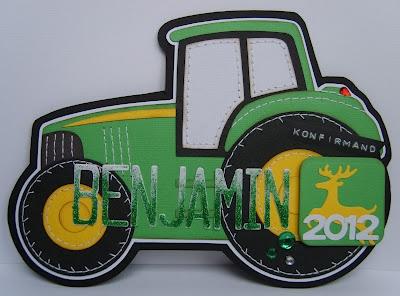 bydonna: traktor