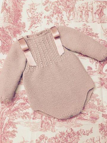 tejidos para bebes recien nacidos diseños
