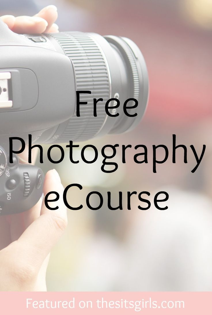 Free Photography eCourse