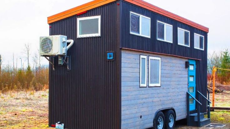Luxurious Seattle Tiny Homes of Alki Enhanced Model 2018
