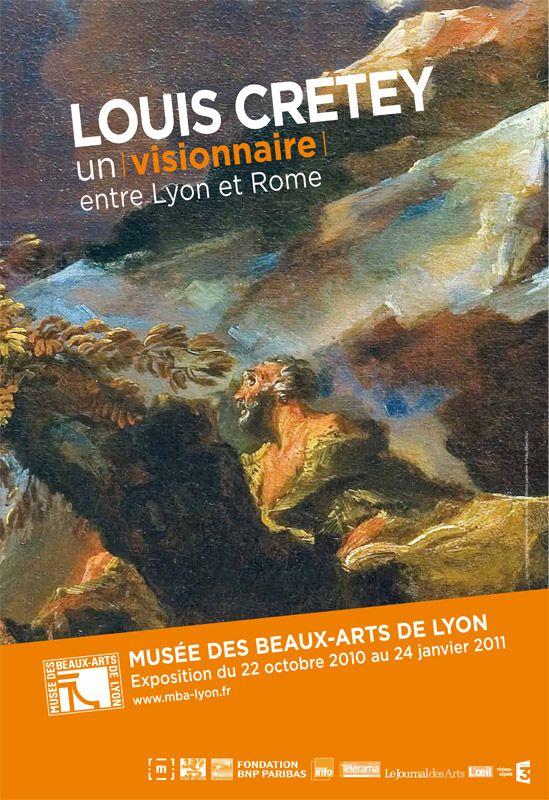 Le musée a consacré une grande exposition à Louis Cretey, peintre majeur du XVIIe siècle, du 22 octobre 2010 au 24 janvier 2011