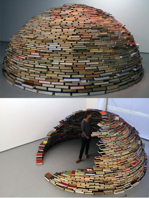 I have the books, I need the space!