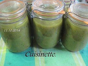 recette Soupe de légumes. stérilisées.