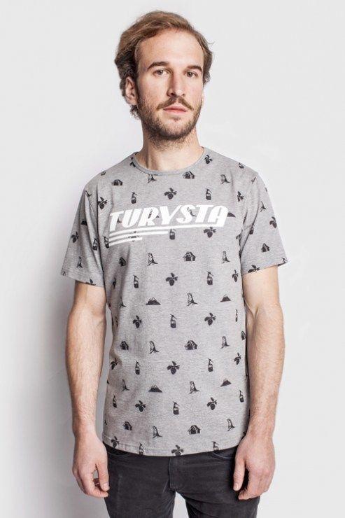 "Pan Tu Nie Stał, T-shirt ""Turysta"", photo: courtesy of the producer"