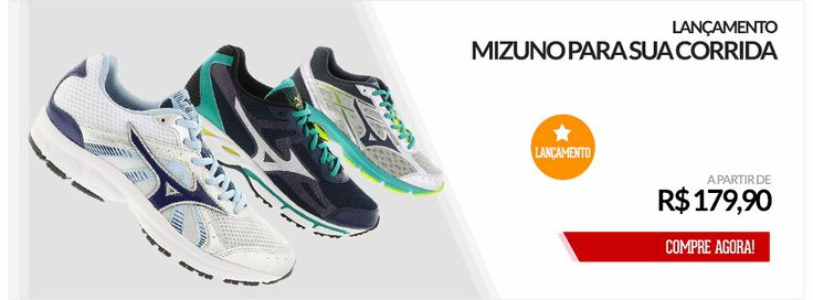 Centauro - Produtos Nike, Adidas, Mizuno, Asics, Puma de diversos modelos. - Seu esporte, nossa paixão