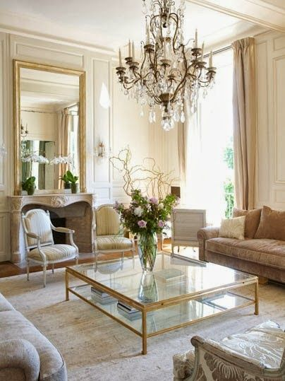 262 best images about traditional designs on pinterest for Paris living room ideas