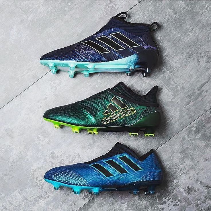 The new @adidasfootball thunder storm pack is dope! what do you think?