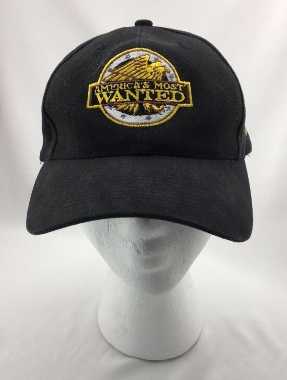 America s Most Wanted Hat FDNY NYPD New York Black Falcon Headwear  Adjustable  fcb5e914d99