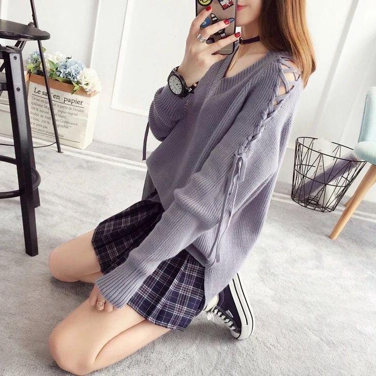 Style #korean #skirt