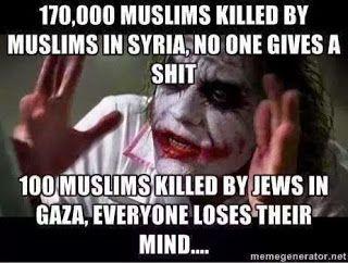 Muslim vs Yahudi, Kita Kehilangan Akal Sehat ?   Ими Cypяпyтpa