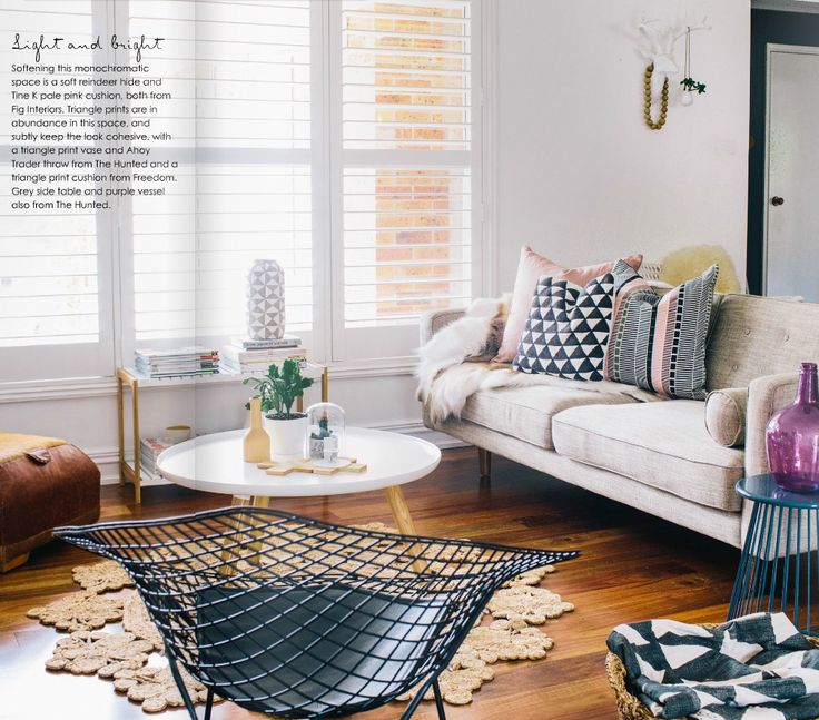 Jelanie blog - Scandinavian inspired family friendly home 1