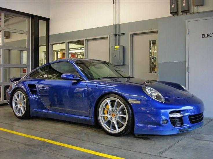 Porsche 911 Turbo (997.1)