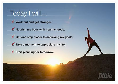 Today I will...: Gym Motivation, Women Fit Motivation, Check Lists, Weights Loss Motivation, Workout Motivation, Motivation Quotes, Paleo Weights Loss, Weightloss, Inspiration Quotes