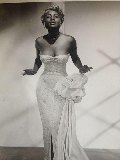 """joyce bryant - Google Search. First dark-skinned woman the mass media thought of as a """"sex symbol"""". Very angelic"""