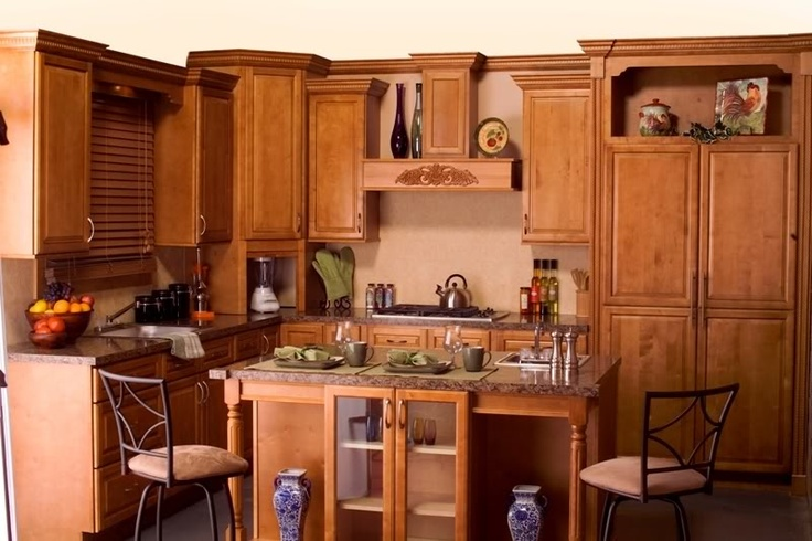 36 best images about CNC All Wood Kitchen Cabinets on ...