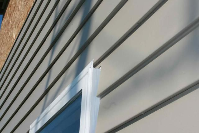 What Material Should You Use for Your Exterior Wall? Check Out These 12 Options: Insulated Vinyl Siding