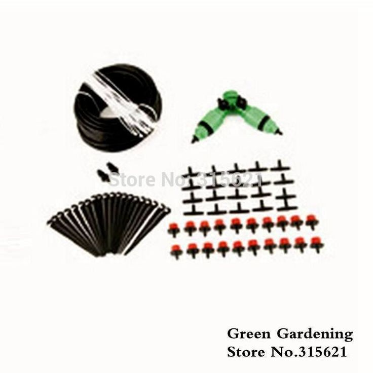 20m Hose 20 Drippers Home Garden Micro Irrigation System Home Bonsai Flower Drip Irrigation System Watering Kit    20m 20 Drip Nozzles Garden Watering Sprinklers Plants Irrigator Dripper Hose Kits Automatic Greenhouse Drip Irrigation System     Features:     US $17.96  http://insanedeals4u.com/products/20m-hose-20-drippers-home-garden-micro-irrigation-system-home-bonsai-flower-drip-irrigation-system-watering-kit/  #shopaholic #dailydeals