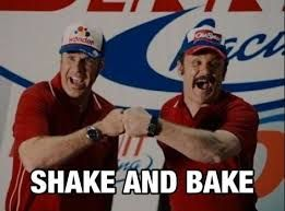 Image result for shake and bake ricky bobby