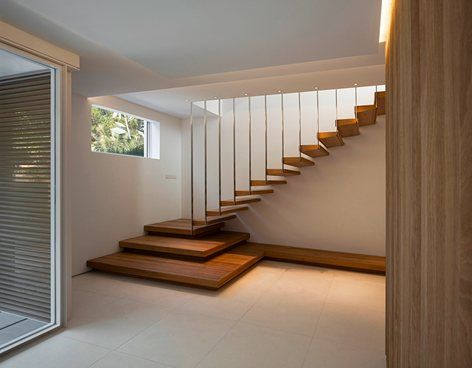 295 best images about baranes ferro on pinterest for Escaleras de cemento para interiores