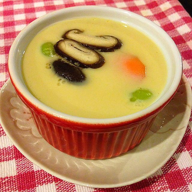 Chawanmushi Recipe - coasterkitchen - Dayre