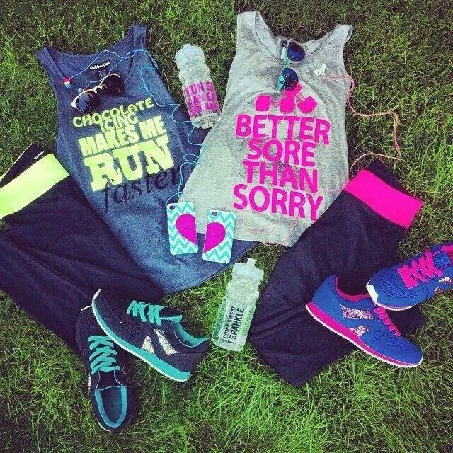 Love work out clothes