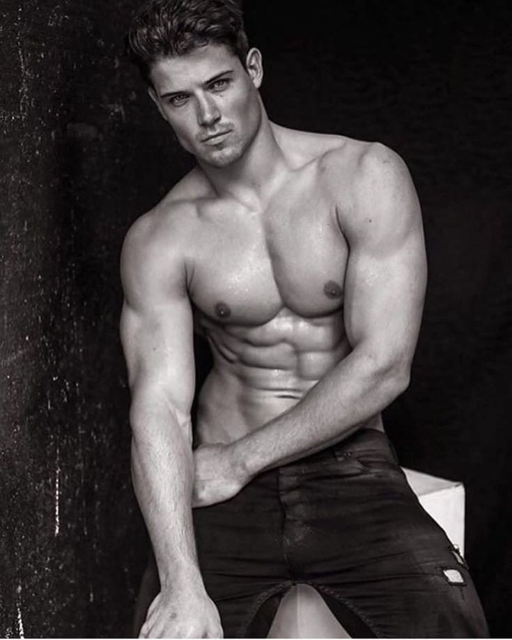 William Goodge - @wfgoodge / #hot #guy #abs / by @paolosteve