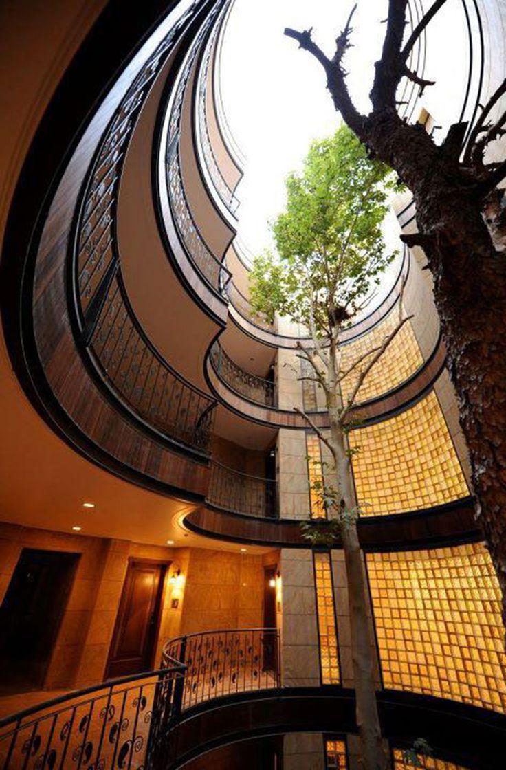 20 édifices insolites qui prouvent que la cohabitation entre lhomme et la nature nest pas impossible