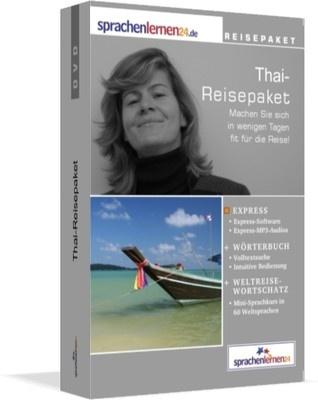 Thai (Thailändisch) lernen-XL-Paket auf Software-DVD Sprachenlernen24  Artikelzustand:Neu  Stückzahl:  120 verfügbar  EUR 57,50  (inkl. MwSt.)