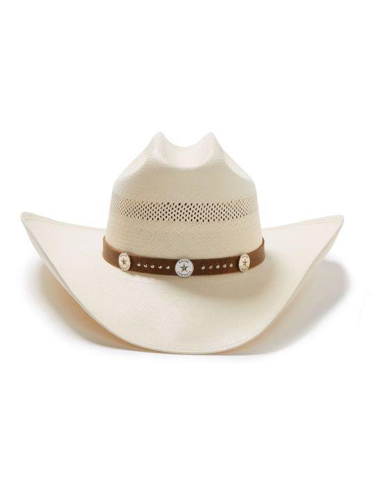 Stetson Dallas Cowboys Trail Rider 10X Straw Cowboy Hat  364907582cc