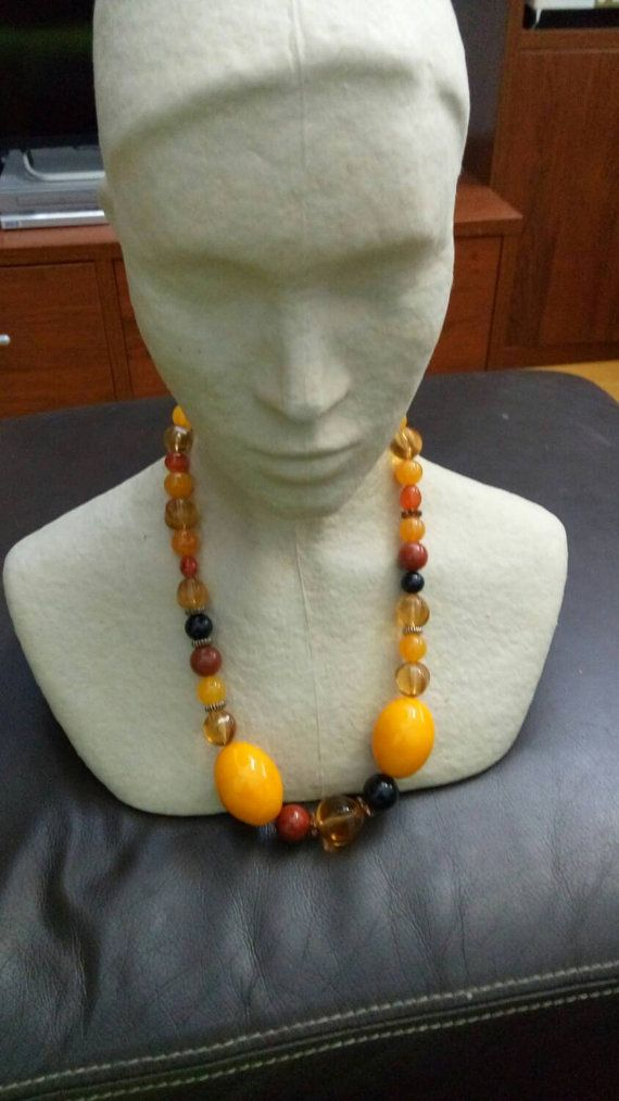 Check out this item in my Etsy shop https://www.etsy.com/it/listing/252364463/cadoro-hyge-necklace-beads-strand