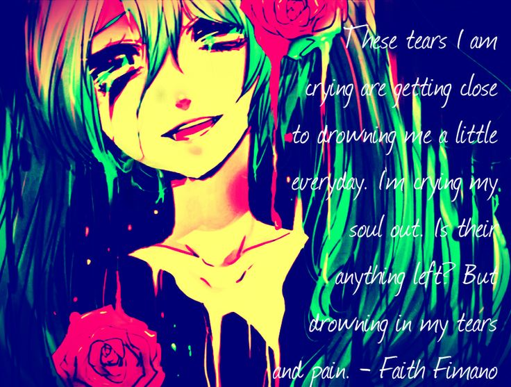 Heartbroken Quote |  Everything edited by Faith Fimano